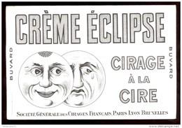 Buvard Cirage Crème Eclipse - 20,9  X 13,7 Cm - Produits Ménagers