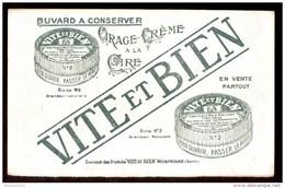 Buvard Cirage Vite Et Bien - 22,7  X 14,5 Cm - Produits Ménagers