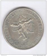 25 Pesos 1968 Mexique / Mexico TTB - Mexico