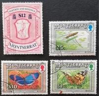 Montserrat   USED LOT - West Indies