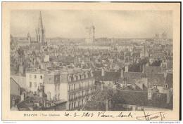 CPA Dijon - Vue Générale  -  Circulée 1903 - Dijon