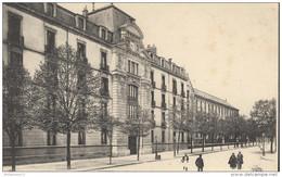 CPA Dijon - Lycée Carnot - Circulée En 1919 - Dijon