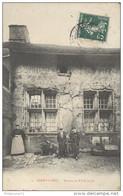 CPA Arnay Le Duc - Maison Du XVIIè S -  Circulée 1909 - Arnay Le Duc