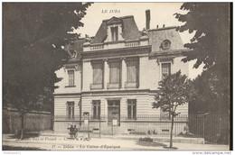 CPA Dole - Caisse D'Epargne - Circulée - Dole