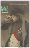 CPA Napoléon 1er - Calme , Vers L'horizon , Son Oeil D'Aigle Regarde - Circulée 1913 - Personnages