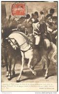 CPA Napoléon 1er - Napoléon Napoléon Donne La Légion D'Honneur à Un Soldat Russe - Circulée 1911 - Personnages