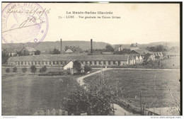 CPA Lure - Vue Générale Des Usines Grünn - Circulée 1916 - Lure