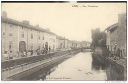 CPA Void - Rue Pierrerne -  Circulée 1916 - Altri Comuni