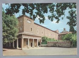 IT.- ABBAZIA Della TRE FONTANE. VEDUTA LATO OVEST. - Churches & Convents