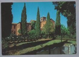 IT.- ABBAZIA MADONNA Del SS. SACRAMENTO - TRAPPISTI. FRATTOCCHIE ROMA. - Churches & Convents