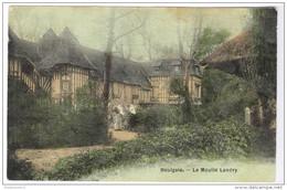 CPA Houlgate Le Moulin Landry - Colorée - Circulée 1907 - Houlgate