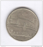 2 Krooni - Estonie - 1930 - Argent / Silver - Estonie
