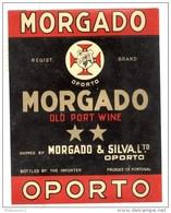 Etiquette Porto Morgado - Circa 1920  - Neuve ( Ancien Stock D'imprimeur ) - Altri