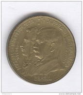 1000 Réis Brésil 1922 - Fautée BBASIL - TTB+ - Brésil