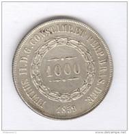 1000 Réis Brésil 1859 - SUP - Brésil