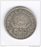 500 Réis Brésil 1913 - TTB - Brésil