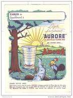 Protège Cahier Amora - Verre Aurore - Très Bon état - Moutardes