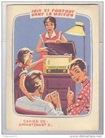 Protège Cahier Philips - Joie Et Confort Dans La Maison - Très Bon état - Buvards, Protège-cahiers Illustrés