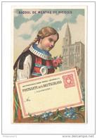 Chromo Ricqlès - 45ème Année - Union Postale Universelle - Allemagne - Très Bon état - Cromos