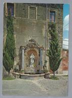 IT.- ABBAZIA MADONNA Del SS. SACRAMENTO - TRAPPISTI. FRATTOCCHIE ROMA. - Kerken En Kloosters