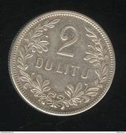 2 Litu Lituanie 1925  TTB - Lituanie