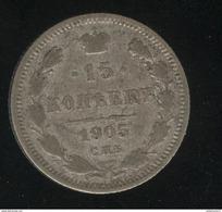 15 Kopecks Russie 1905 TB - Russie