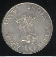 10 Roupies Inde 1948 TTB - Inde