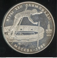 10 Roubles URSS 1980 Proof - Russie