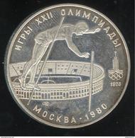 10 Roubles URSS 1980 Proof - Russland