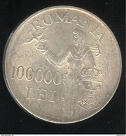 100 000 Lei Roumanie 1946 - Roumanie
