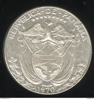 1/2 Balboa 1970 TTB++ - Panama