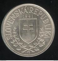 20 Korun Slovaquie 1941 TTB+ - Slovacchia