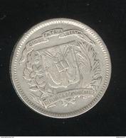 10 Centimos 1953 République Dominicaine TTB - Dominicana