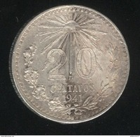 20 Centavos Mexique 1941 - Mexico