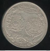 2000 Réis Brésil / Brasil 1922 - Brésil