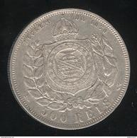 500 Réis Brésil 1889 - Brésil