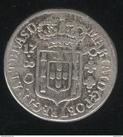 80 Reis Brésil / Brazil 1790 - Brésil