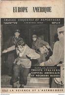 Revue Europe Amérique - Hebdomadaire Belge - N° 133 Janvier 1948 - Livres, BD, Revues