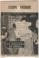 Revue Europe Amérique - Hebdomadaire Belge - N° 130 Décembre 1947 - Livres, BD, Revues