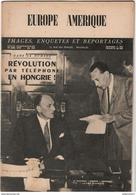 Revue Europe Amérique - Hebdomadaire Belge - N° 105 Juin 1947 - Livres, BD, Revues