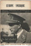 Revue Europe Amérique - Hebdomadaire Belge - N° 137 Janvier 1948 - Livres, BD, Revues