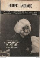 Revue Europe Amérique - Hebdomadaire Belge - N° 106 Juin 1947 - Livres, BD, Revues