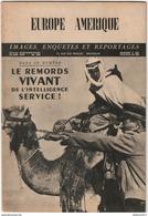 Revue Europe Amérique - Hebdomadaire Belge - N° 104 Juin 1947 - Livres, BD, Revues