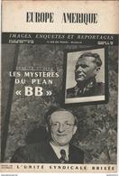 Revue Europe Amérique - Hebdomadaire Belge - N° 134 Janvier 1948 - Livres, BD, Revues