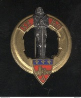 Insigne 32ème Régiment D'Artillerie - Drago Paris - France