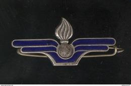 Insigne Général Du Matériel à Identifier - Drago Rue Olivier-Métra - Déposé - France
