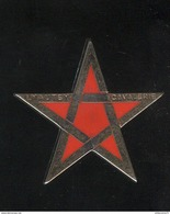 Insigne 1er Spahis - Lyautey Cavalerie - Sans Croix De Lorraine - Drago Paris - Frankrijk