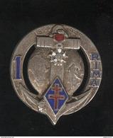Insigne 1er RIMA Drago Paris H179 - France