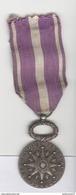 Médaille De Bronze Du Mérite Civique - Ligue Française D'entraide Sociale Et Philantropique - Non Attribuée - Massoneria