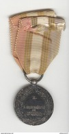 Médaille Union Nationale Des Combattants - Unis Comme Au Front - Non Attribuée - France